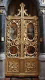 Царские врата, золочение, Тула