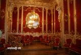 Будуар Зимнего дворца в Санкт-Петербурге.