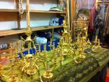 люстры, металл, мордан, сусальное золото